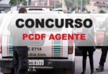 Concurso PCDF Agente