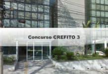 Concurso CREFITO 3
