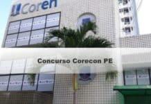 Concurso Corecon PE