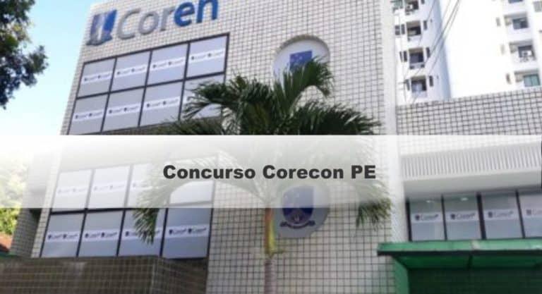Concurso Corecon PE: Resultado Preliminar da Prova objetiva