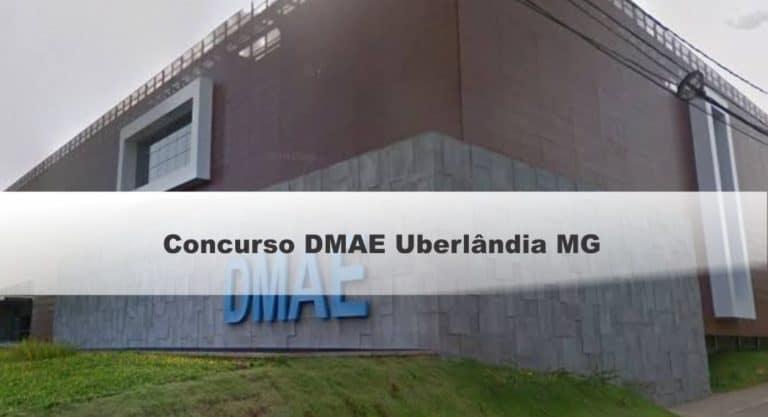 Concurso DMAE Uberlândia MG: Edital com oferta de 153 vagas
