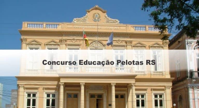 Concurso Educação Pelotas RS: Inscrições Abertas para vagas da área de Educação