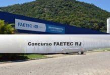 Concurso FAETEC RJ