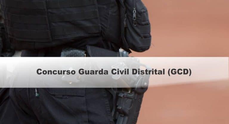 Concurso Guarda Civil Distrital (GCD): GDF quer criar com 2 mil vagas