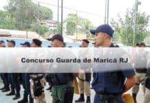Concurso Guarda de Maricá RJ