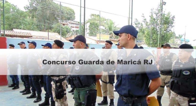Concurso Guarda Civil de Maricá RJ: Provas em Dezembro