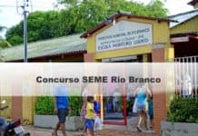 Concurso SEME Rio Branco