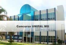 Concurso UNIFAL MG