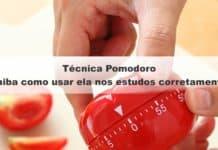 Técnica Pomodoro: saiba como usar ela nos estudos corretamente