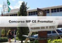 Concurso MP CE Promotor