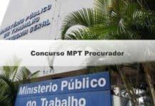 Concurso MPT Procurador