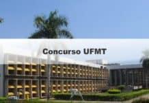 Concurso UFMT