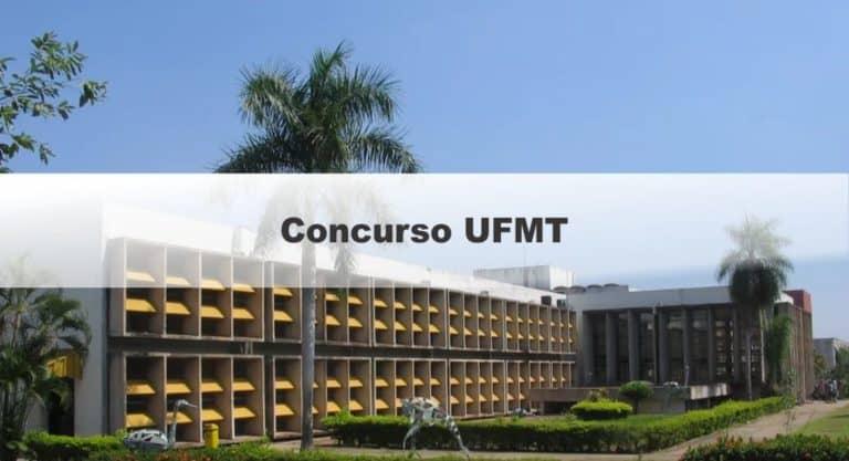 Concurso UFMT: Saiu o Edital com 29 vagas