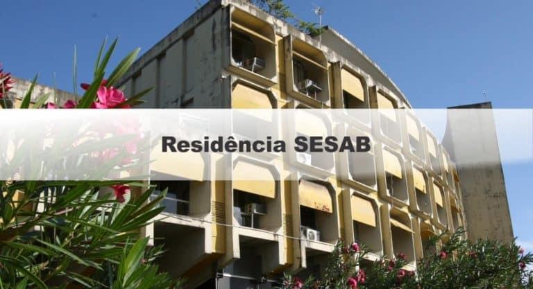 Processo Seletivo Residência SESAB: Provas em Janeiro