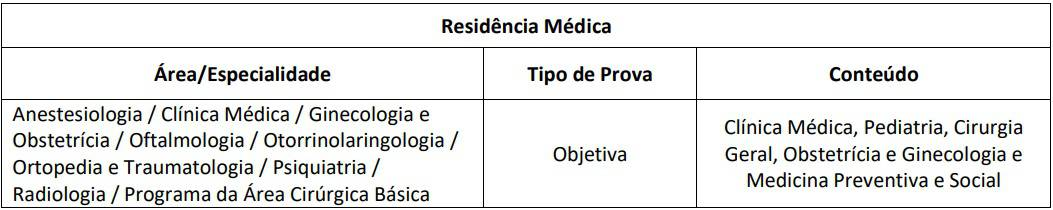 provas1 processo seletivo publico hfa - Processo Seletivo Público HFA: Inscrições Abertas