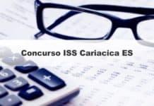 Concurso ISS Cariacica ES