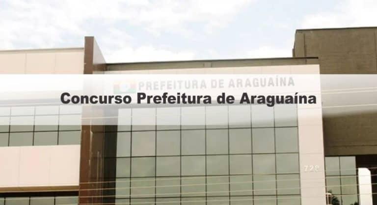 Concurso Prefeitura de Araguaína TO: Inscrições Abertas para Guarda Municipal