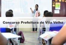 Concurso Prefeitura de Vila Velha Magistério
