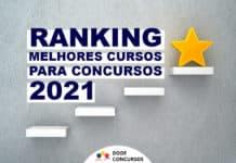 Ranking dos Melhores Cursos Online para Concursos 2021