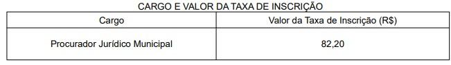 CONCURSO PGM TAXA DE INSCRIÇÃO - Concurso PGM Guarujá SP: Saiu o Edital para Procurador Jurídico Municipal