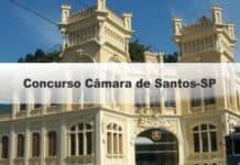 Concurso Câmara de Santos-SP