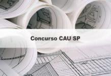 Concurso CAU SP