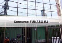 Concurso FUNASG RJ