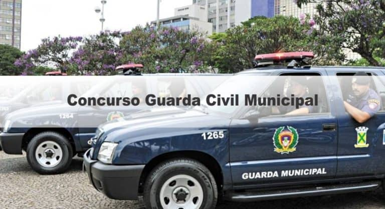Concurso Guarda Civil Municipal Santo André SP: Com 30 vagas