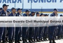 Concurso Guarda Civil Municipal Goiana PE