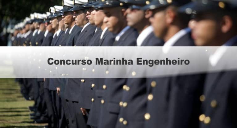Concurso Marinha Engenheiro: Saiu o Edital com 29 vagas