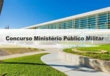 Concurso Ministério Público Militar