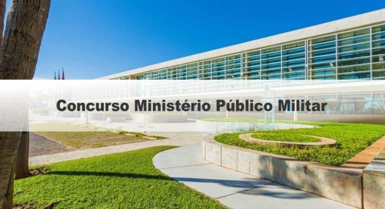Concurso MPM 2020: 6 vagas para Promotor