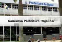 Concurso Prefeitura Itajaí-SC