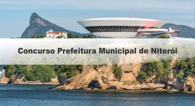 Concurso Prefeitura Municipal de Niterói: Inscrições Abertas para 19 vagas