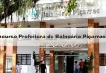 Concurso Prefeitura de Balneário Piçarras SC