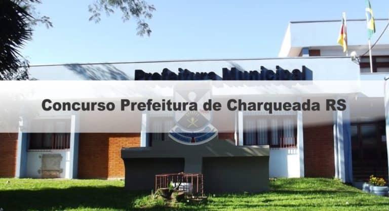 Concurso Prefeitura de Charqueada-RS: Provas em Março