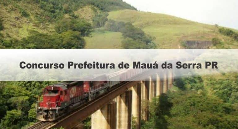 Concurso Prefeitura de Mauá da Serra PR: Saiu o Resultado Preliminar e Convocação para as Provas Práticas