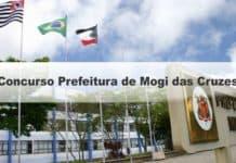 Concurso Prefeitura de Mogi das Cruzes