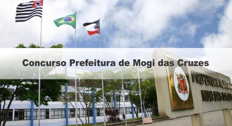 Concurso Prefeitura de Mogi das Cruzes SP: Provas em março!