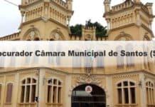 Concurso ProcuradorCâmara Municipal de Santos (SP)