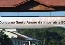 Concurso Santo Amaro da Imperatriz SC