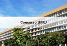 Concurso UFRJ