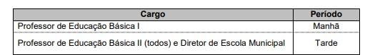 DATA DAS PROVAS MOGI - Concurso Prefeitura de Mogi das Cruzes SP: Provas em março!