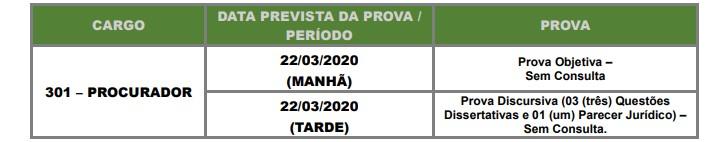 PROCURADOR PROVA - Concurso Câmara de Santos SP: Provas em Março
