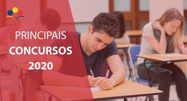 Concursos 2020: Lista de concursos previstos para 2020!