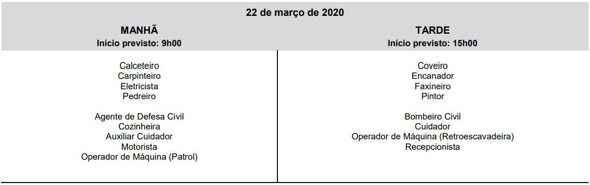 provas Concurso Prefeitura de Campos do Jordão 2203 - Concurso Prefeitura de Campos do Jordão: Inscrições Abertas para 135 vagas
