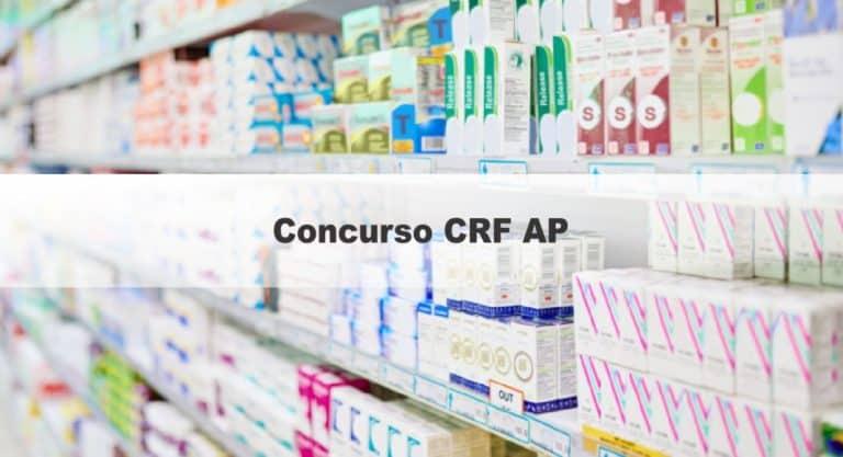 Concurso CRF AP: Inscrições Encerradas