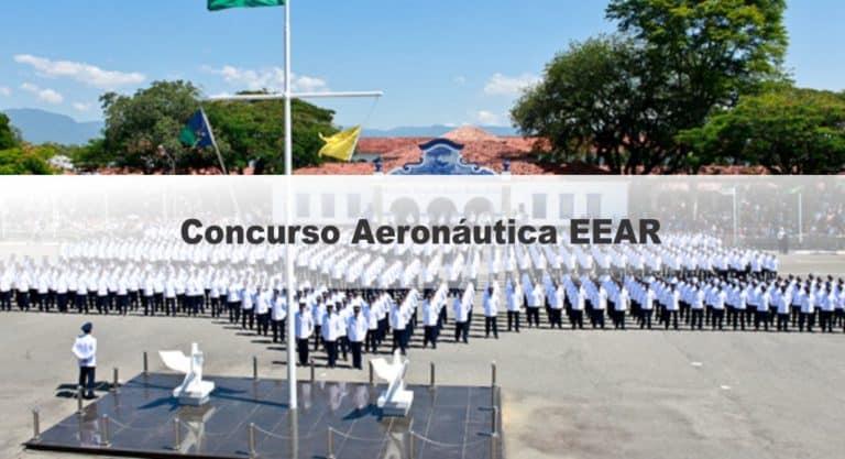 Concurso Aeronáutica EEAR: Inscrições Encerradas