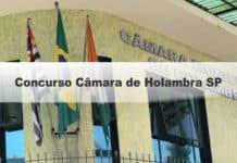 Concurso Câmara de Holambra SP