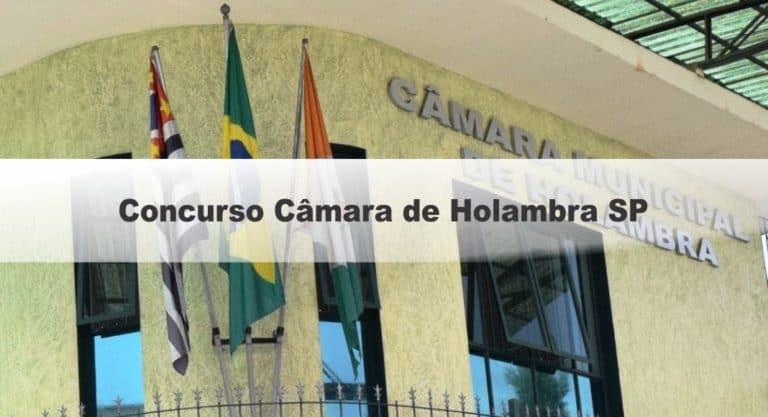 Concurso Câmara de Holambra SP: Inscrições Encerradas